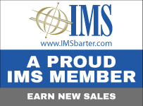A PROUD IMS MEMBER EARN NEW SALES www.IMSbarter.com